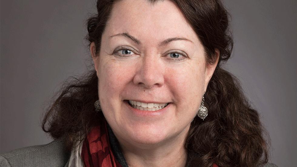 Photo of board member, Janet Daglish